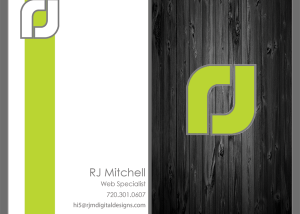 RJ Business Cards